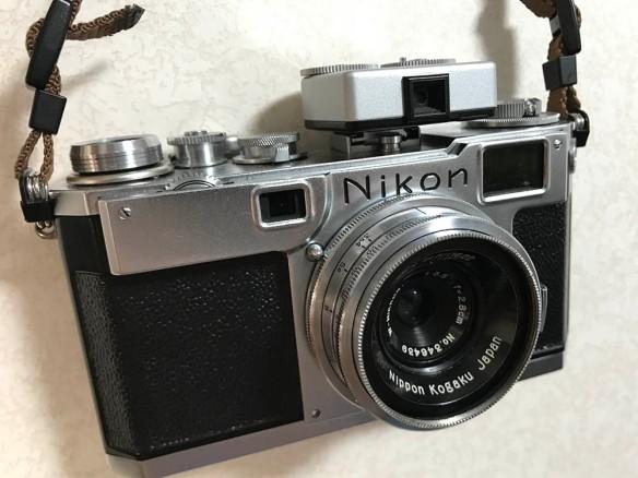 Repair: W-Nikkor•C 2 8cm f/3 5 | Richard Haw's Classic Nikon