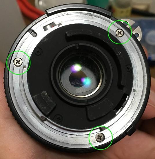 Repair: Nikkor 28mm f/2 8 Ai-S | Richard Haw's Classic Nikon Repair