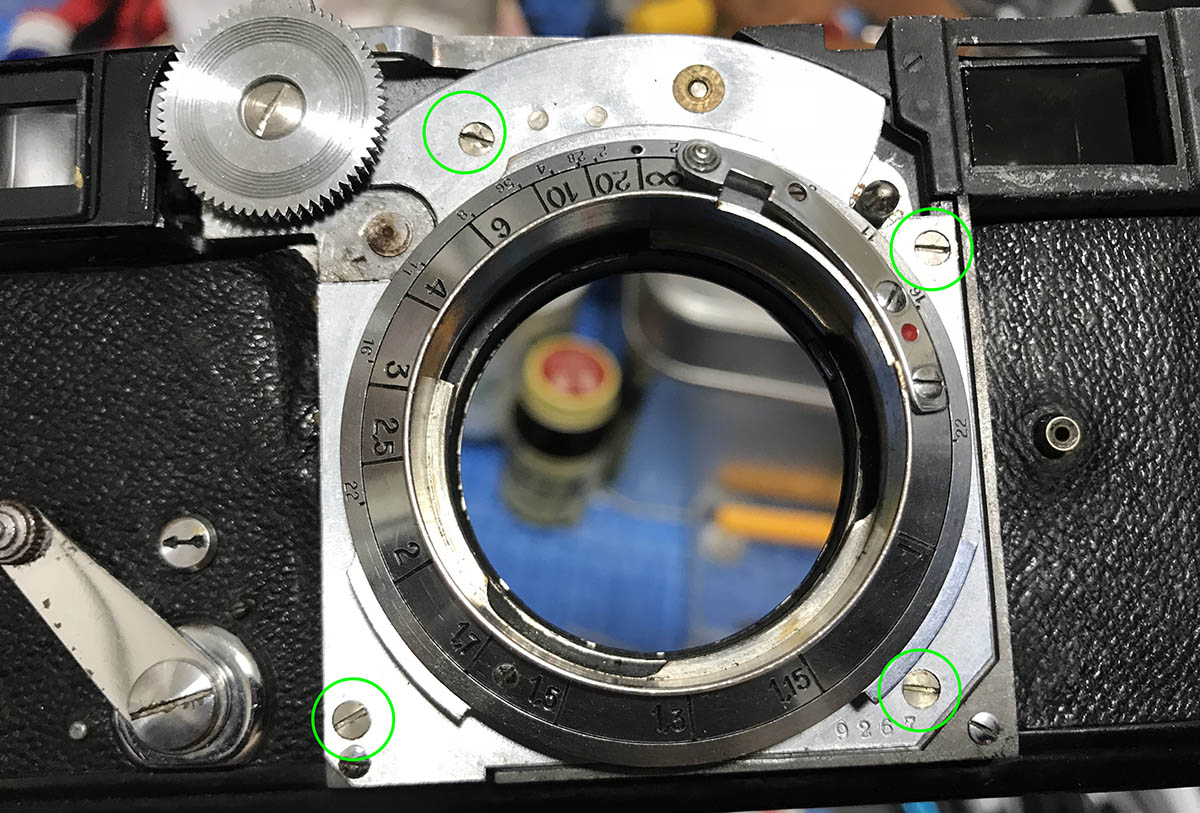 Repair: Zeiss Ikon Contax 2 Part 2 | Richard Haw's Classic