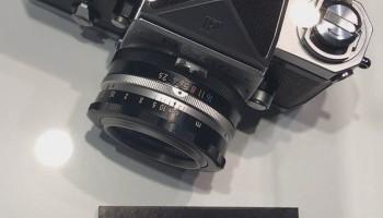 Repair: Nikkor-S 50mm f/1 4 Auto | Richard Haw's Classic