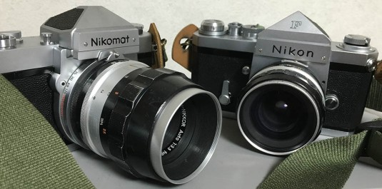 Repair: Nikkormat FTn part 1 | Richard Haw's Classic Nikon Repair